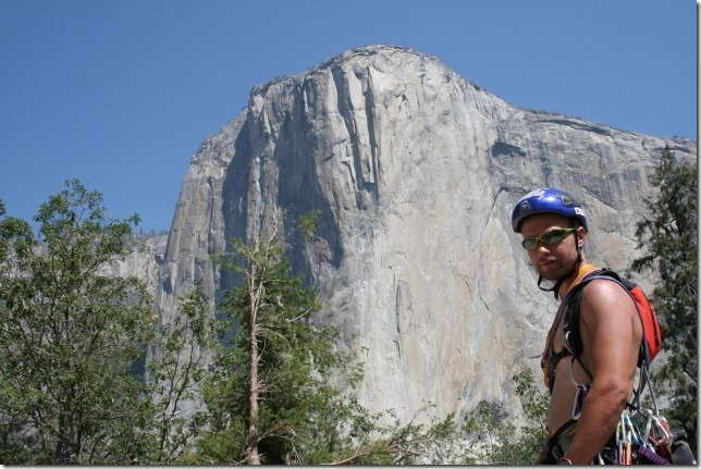 Central Pillar of Frenzy and El Capitan